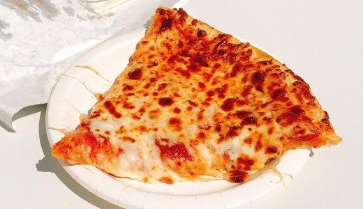 飽きずにおいしい!フードコートのチーズピザは意外にもクドくない