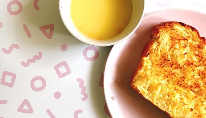 コーンブレッドローフ(スープと)