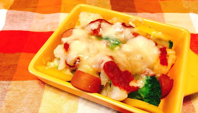 ノルマンディベジタブル(チーズ焼き)
