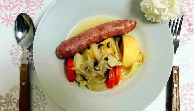 サルシッチャ(ポトフ)