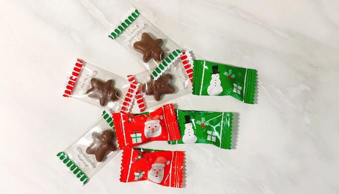 カルディアドベントカレンダー(お菓子)